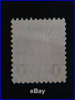 Benjamin Franklin 1 Cent usa stamps used Very RARE PRECANCEL NEWARK NJ