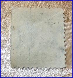 Benjamin Franklin Stamp VERY RARE! ANTIQUE 1907 1 CENT STAMP