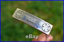 CUSTOM Scotty Cameron & Crown Newport Putter / Titleist / GUNSLINGER Hand Stamp