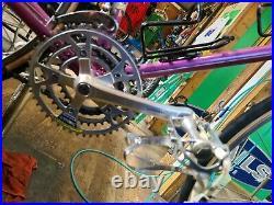 Custom Braxton road bike. Stamped 1977 number 35 on the frame. Provenance