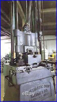 Drop Hammer Coining Press metal stamp machine punch blank hobb