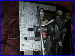 Howard Personalizer Imprinting Machine / Hot Foil Stamping WORKS GREAT