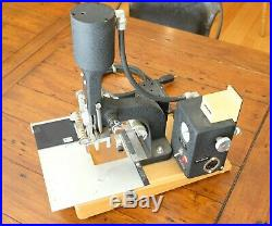 Kingsley Hot Foil Gold Stamping Machine Model AM-60-AS