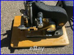 Kingsley Hot Foil Stamping Machine M-75 Super Clean! Kingsley M-75