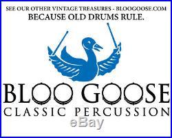 Large Stamp Vintage 1954-1957 Avedis Zildjian 22 Ride Cymbal 2,780 Grams