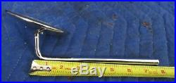 Original Stamped Mirror Harley Knucklehead Panhead Flathead 45