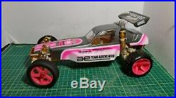 Team Associated RC10 Gold Pan A Stamp Classic Edinger Edition