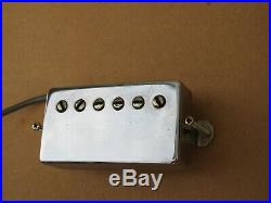 Vintage Gibson Patent Number Stamped Humbucker Pickup Les Paul SG Strong 8.92K