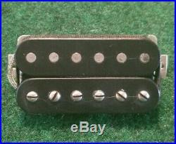 Vintage Gibson Patent Stamp Humbucker Bridge Pickup 9.00K Ohm